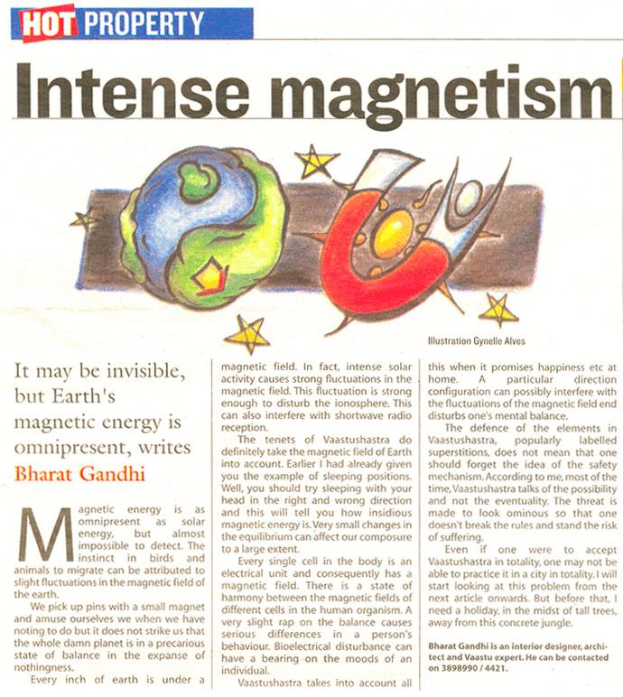 Intense Magnetism