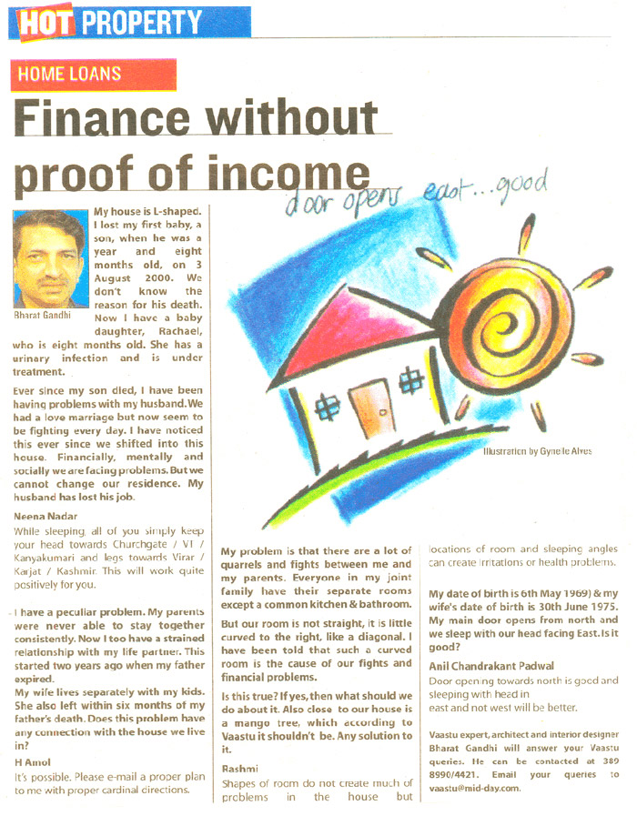 Finance Without Proof of Income