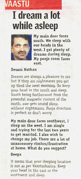 I Dream Lot While Asleep