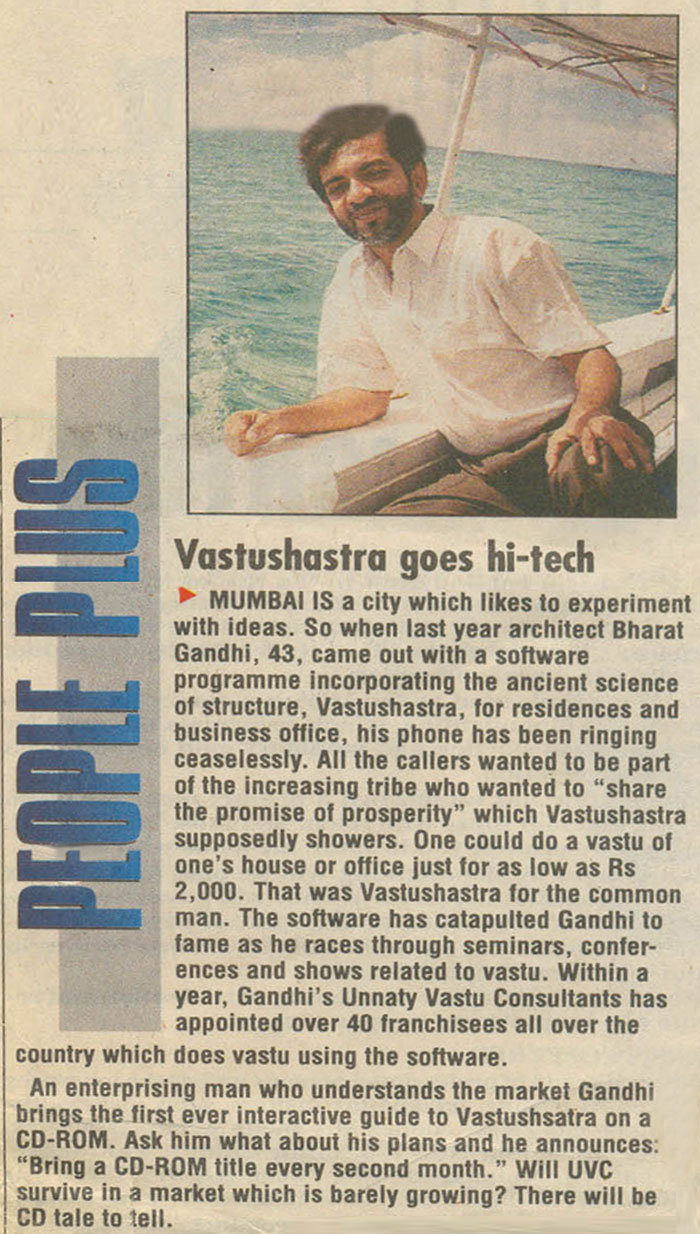Vastushastra goes hi tech